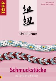 "Buch ""Kumihimo Schmuckstücke"""
