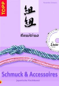 Zum Flechten von Schmuck & Accessoires in Kumihimo Technik