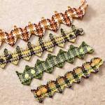 Zicki zacki – Armbänder aus Alcantara