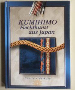Buch über japanische Kumihimo-Flechtmuster