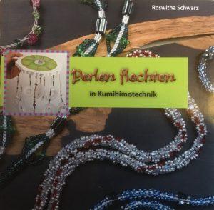 Buch über das Flechten mit Perlen