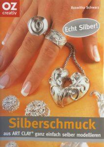 Ein Buch über Knetsilber und seine Verarbeitung.