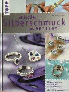 Ein Buch mit 30 Workshops über Knetsilber