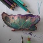 Farbe für Schmuckstücke mit Kaltemail – einfach und effektvoll