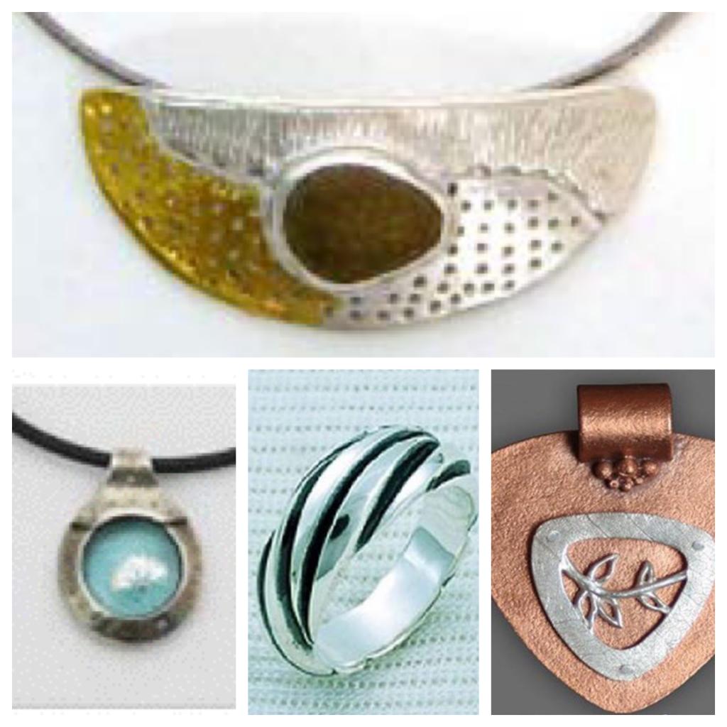 Artclay Silber Beispiele Kurs Level 2